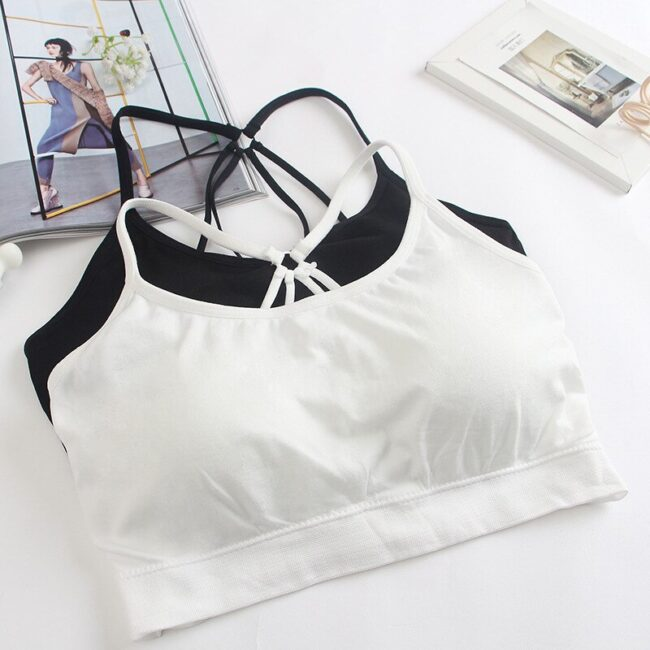 Quick Dry Fitness Bra  5