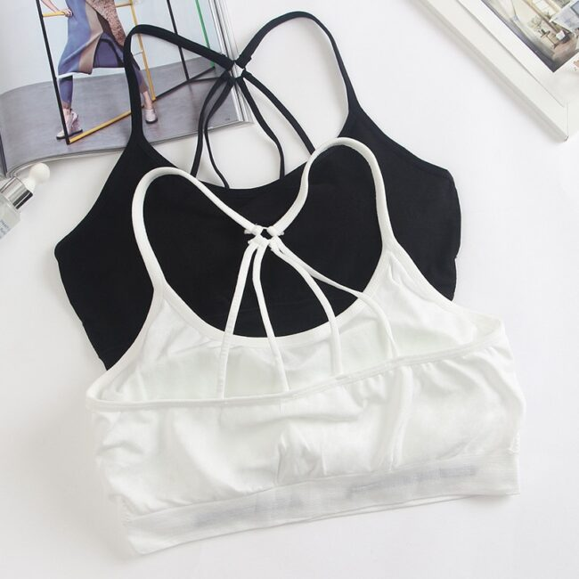 Quick Dry Fitness Bra  4