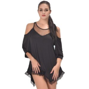 Plus Size Nightwear  Babydoll Dress  7