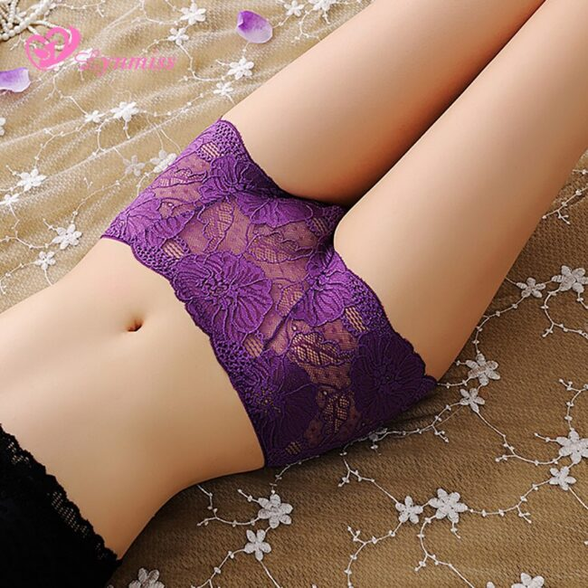 Lace Seamless Boyshorts 3