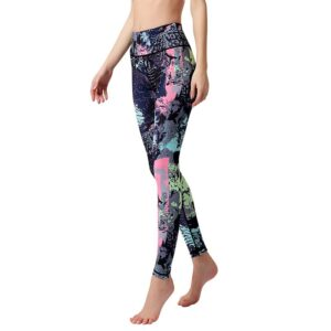 Quick Dry Colorful Legging 1