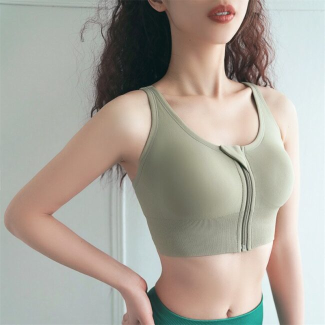 High-Impact Padded Sport Bra 5