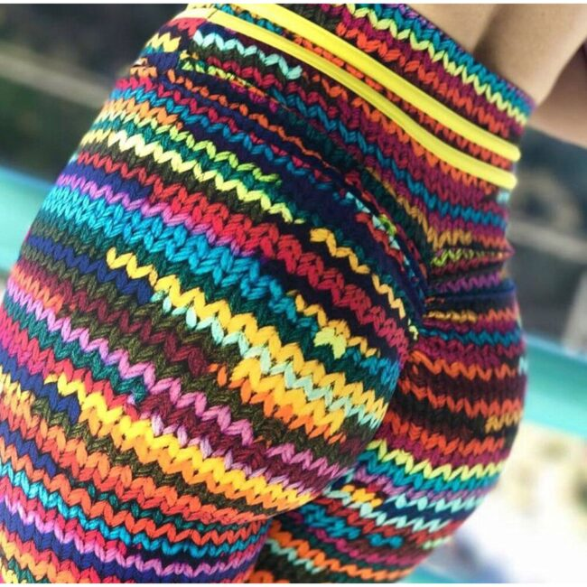 Woolen Knitted Yoga Pants  5